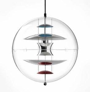 VernerPanton Globen