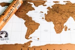 scratch skrabe verdenskort
