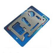 multi værktøj 11 i 1 kreditkort