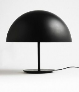 Dome Lamp by Todd Bracher Mater design