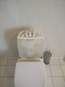 Toilet løber cisterne indvendig 2
