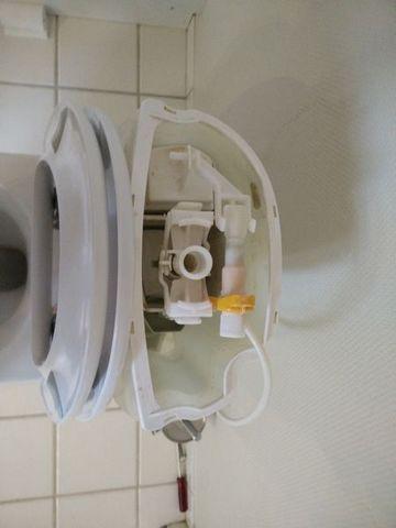 Toilet løber cisterne indvendig 9