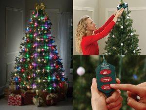 tree dazzler julelyskæde