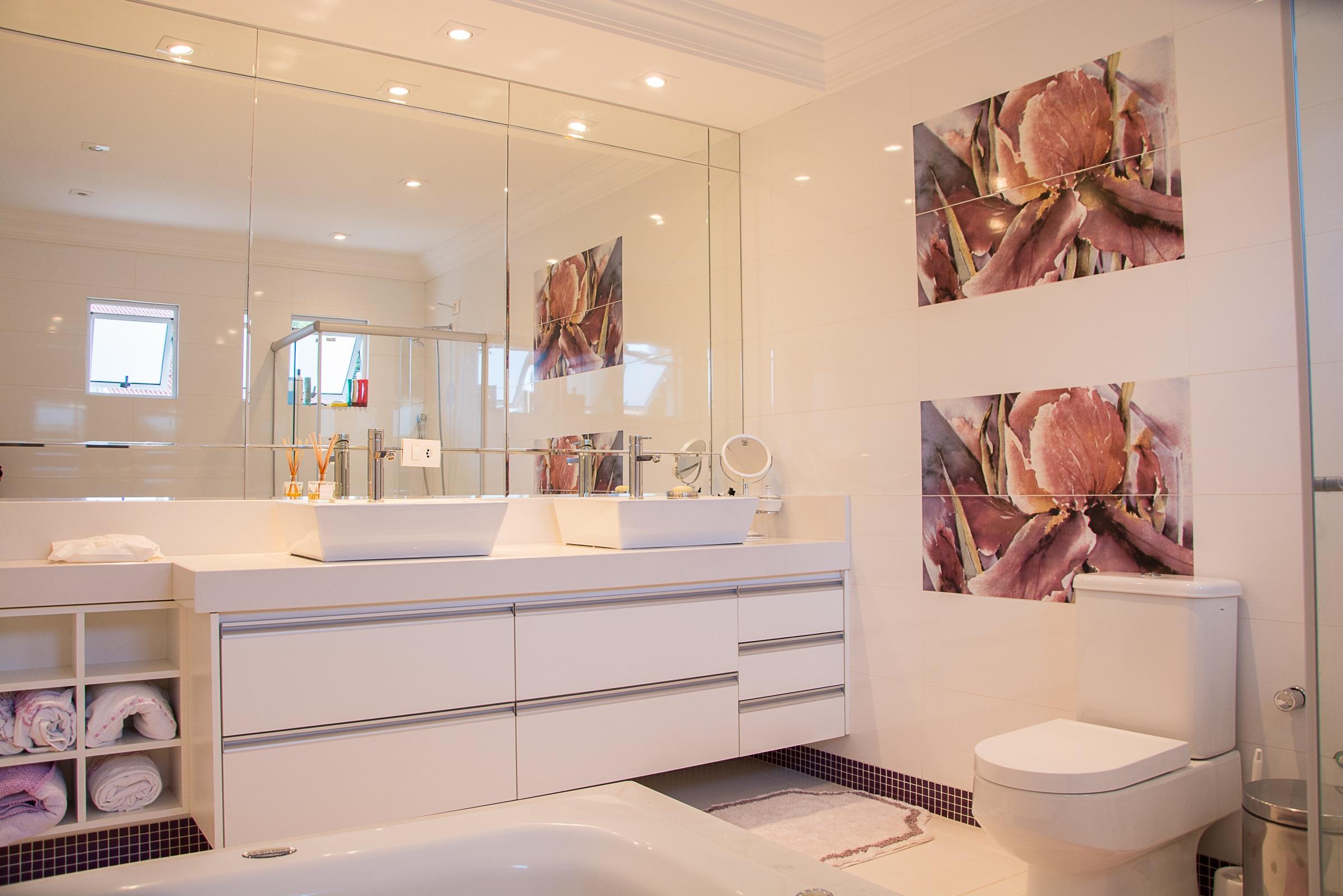 Få flere fordele med Cassøe produkter på dit badeværelse