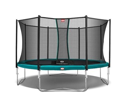 Glæd børnene med en trampolin til haven
