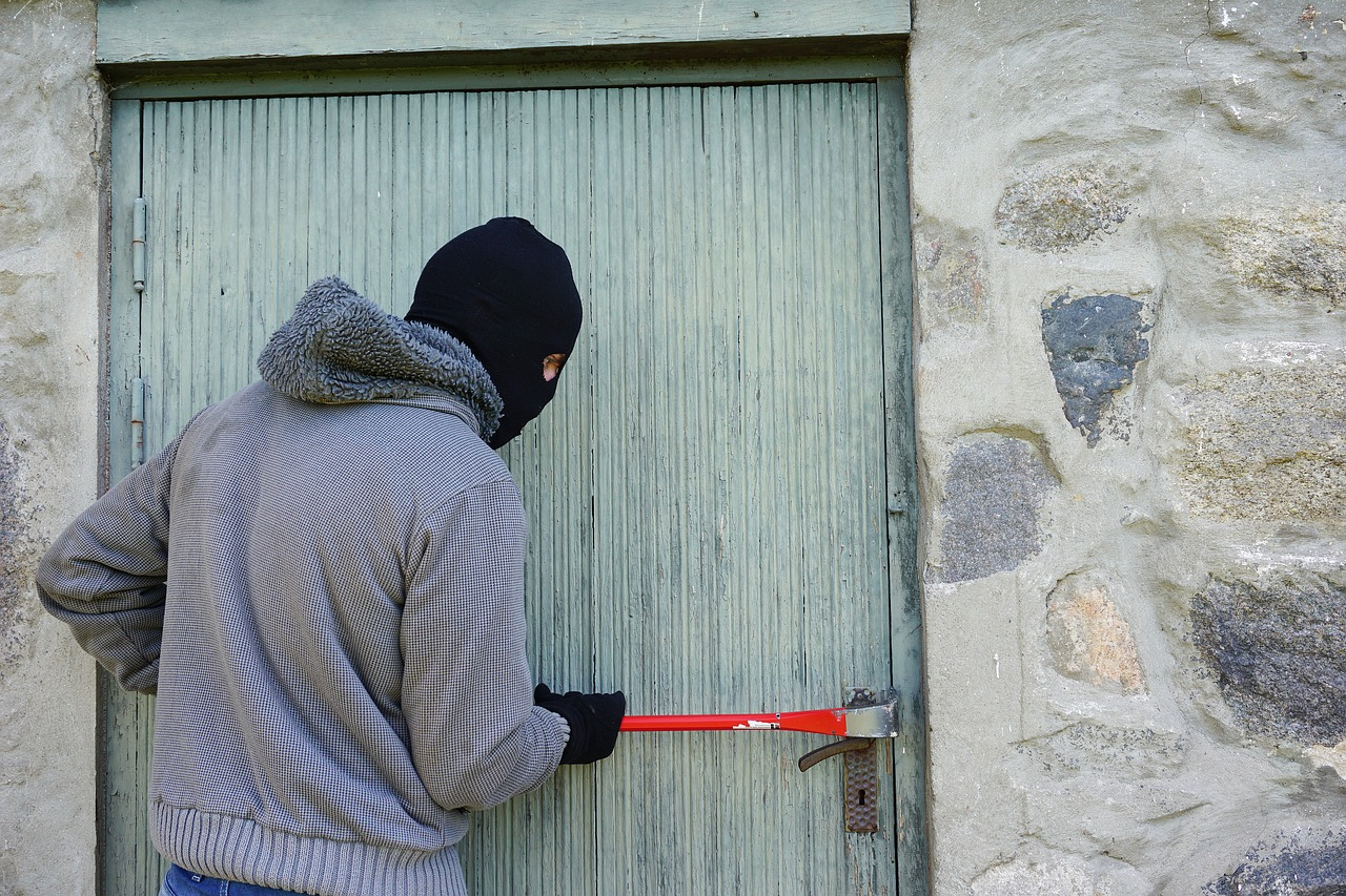 Sikr dit hjem mod indbrudstyve