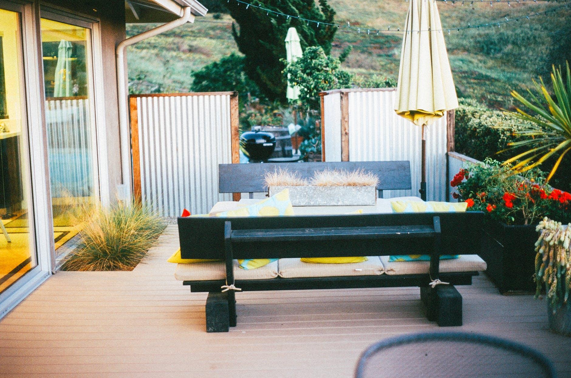 Gør terrassen sommerklar