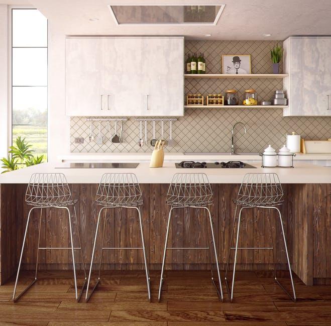 Køkkenskabe spiller en stor rolle i enhver køkkenindretning