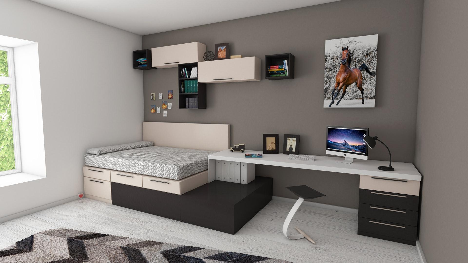 Praktisk indretning kan sagtens være stilfuld