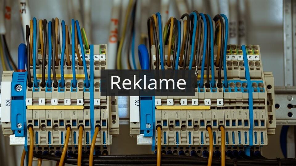 Få en professionel til at hjælpe dig med el-installationer