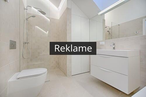 Skal badeværelset renoveres? Læs med her og få gode råd til projektet