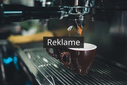 Et rigtigt hjem har en god kaffemaskine