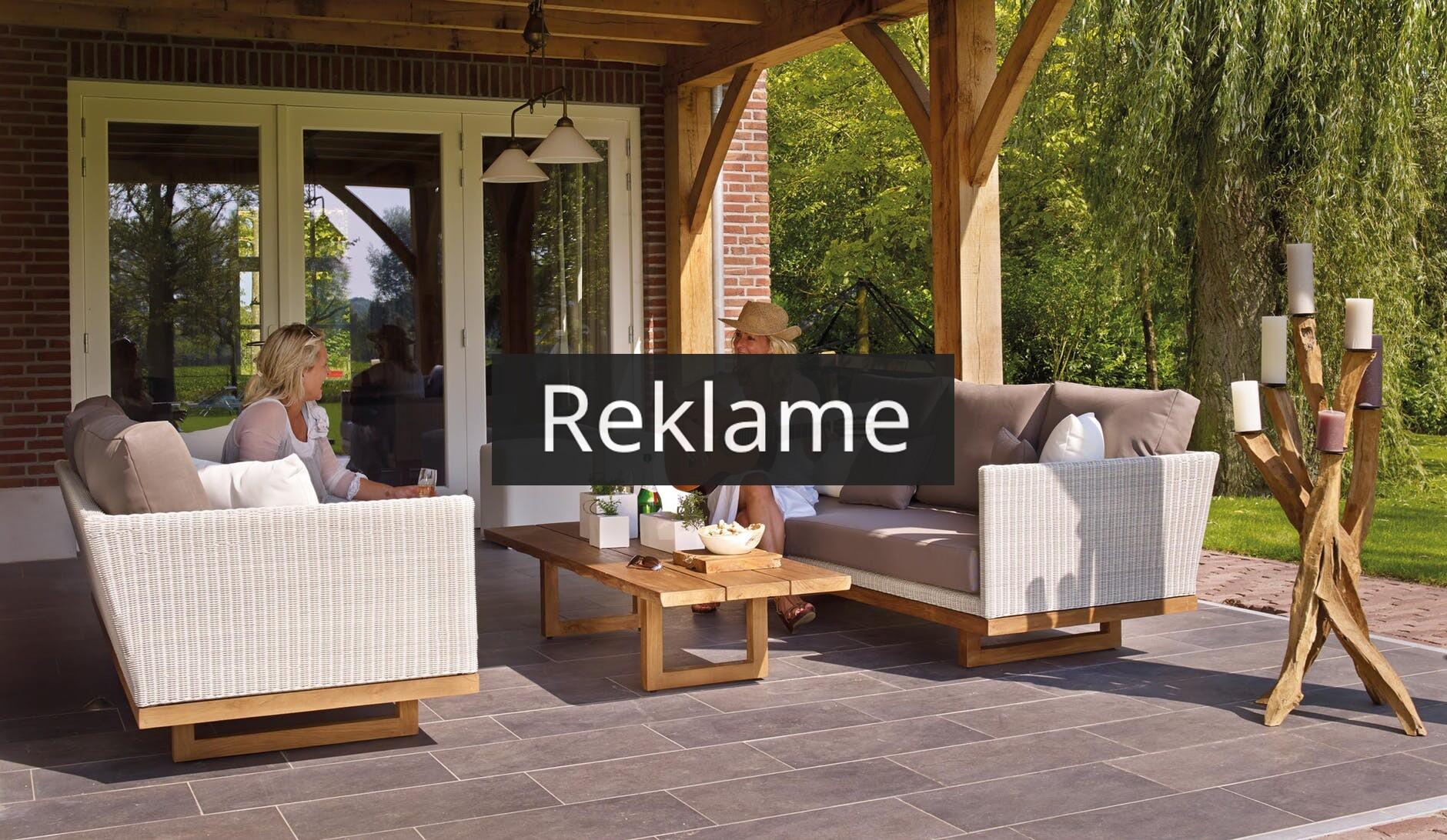 Pift din terrasse op og gør den hyggelig
