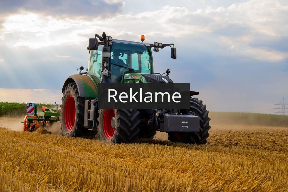 Få skræddersyet din maskinhal til dit landbrug!