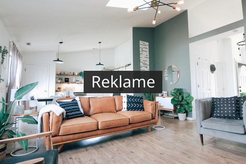 Sådan fornyer du din stue fuldstændig