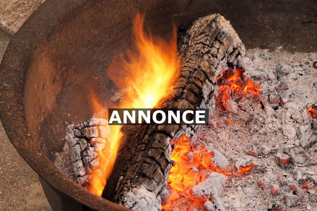 Asken fra brændeovn – kan den bruges i haven?