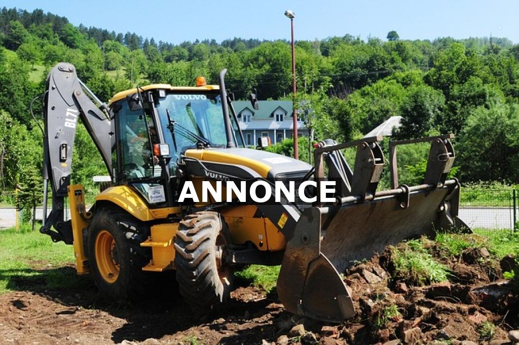 Køb en volvo minigraver til dit næste graveprojekt!