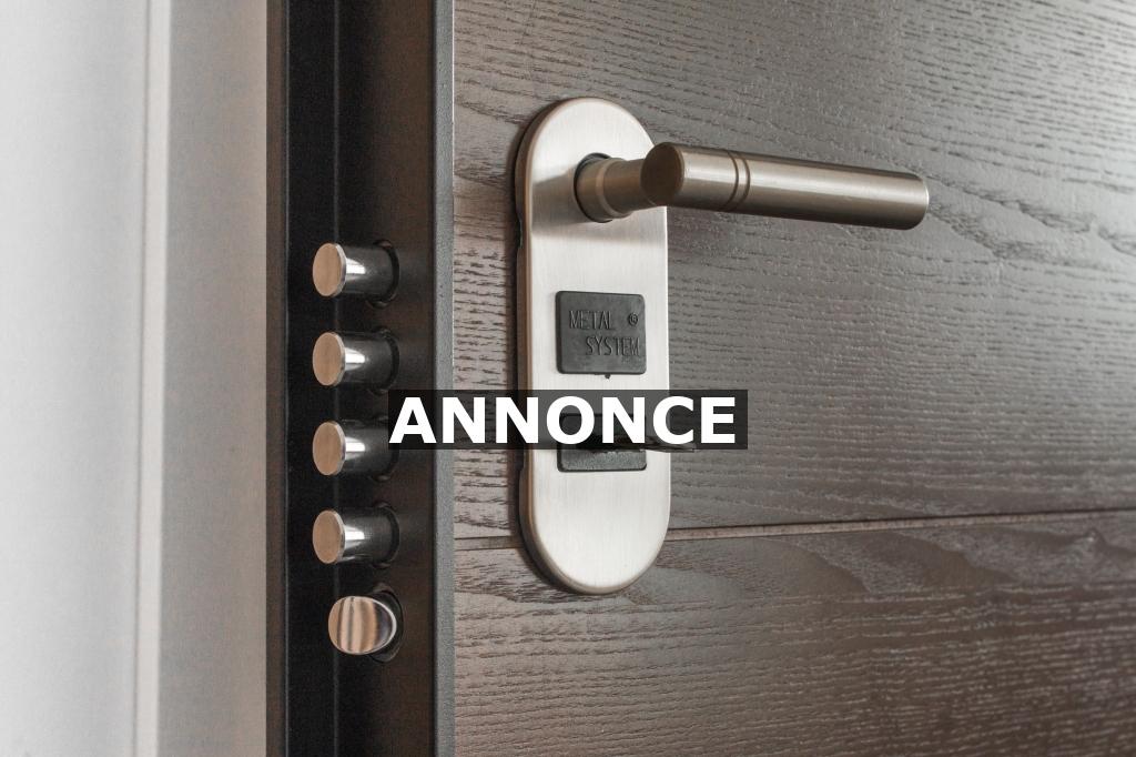 Optimer hjemmets sikkerhed med et låseskift