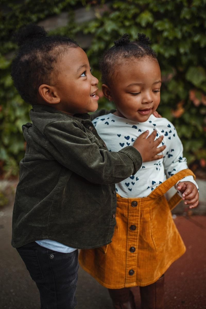 Få mode helt ned i børnehøjde