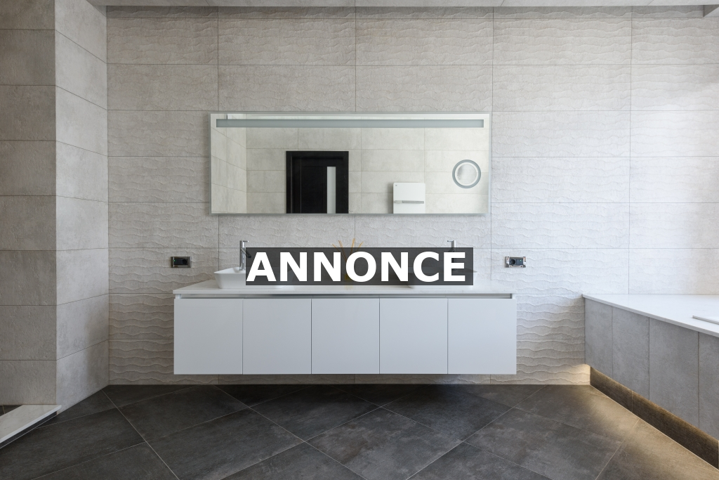 Gør badeværelset helt specielt